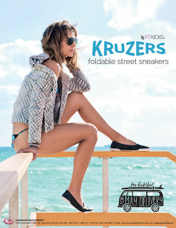 KRUZERS STREET SHOES 36PC UN