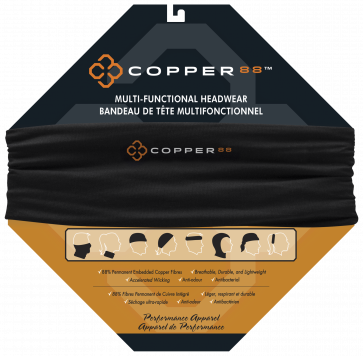 COPPER 88 MULTI-FUNCTIONAL HEADWEAR - MIN 2 PER STYLE