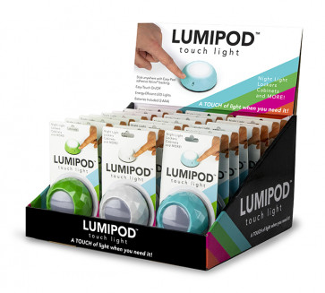 LUMIPOD Touch Light 24PCS