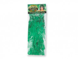 ST PAT METALLIC GREEN WIG 24PC