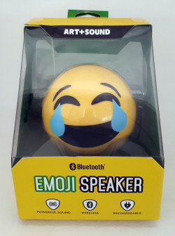 Emoji Crying B/Tooth Speaker 2 PCS