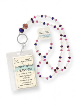 FANCY THIS ID LANYARD 36PC AST