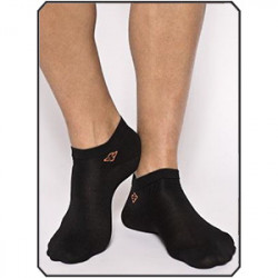 COPPER 88 MENS NO SHOW SOCK/LINER, ONE SIZE - MIN 4 PER STYLE