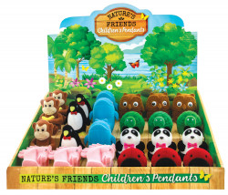 ASSORTED ANIMAL BOXES 24PC