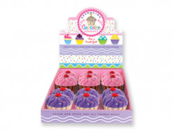 CUPCAKE PEND BX 12 PC UNIT