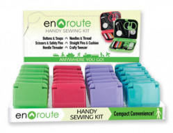 EN ROUTE SEWING KIT 24PC DIS