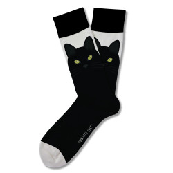 Reorder: HALLOWEEN TWO LEFT FEET SOCK