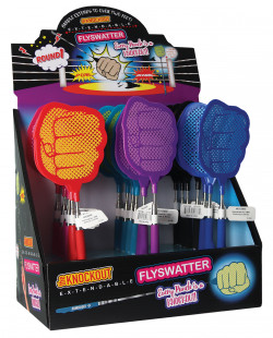 The Knockout Extendable Fly Swatter