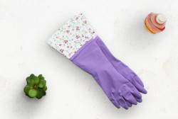 Krumbs Kitchen Rubber Gloves