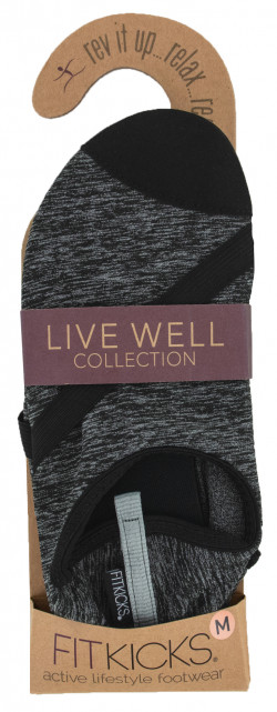 FitKicks: Live Well Collection Women's Footwear 48PCS