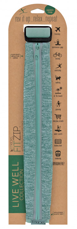 Reorder: Live Well Fitzip Min 6 per Colour