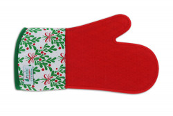 Krumb's Kitchen Silicone Holiday Oven Mitts 24PCS