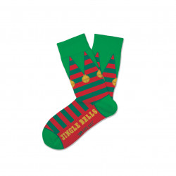 XMAS KIDS SOCKS 4PC UNIT