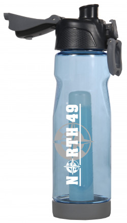 Chiller'z Tritan bottle, 12pcs assortment (25.4 fl.oz. 750ml)